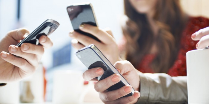 103 millones de usuarios de telefonía móvil en México