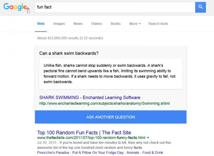 fun-fact-search-google