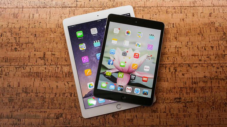 iPad Mini 4 iPad Pro