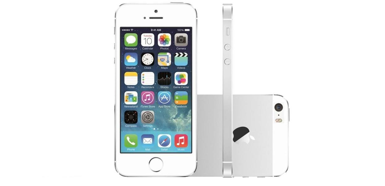 iPhone 5S de 8 GB