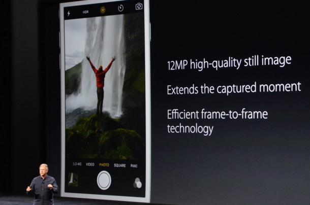 iPhone 6S/6S Plus son los mejores iPhone para fotografia