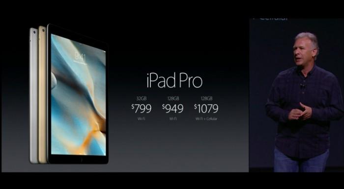 ipad pro precios y colores