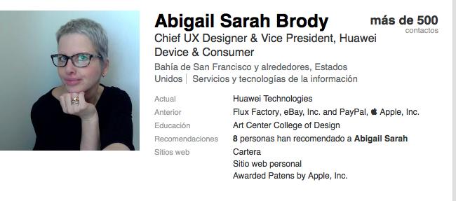 Abigail Sarah Brody
