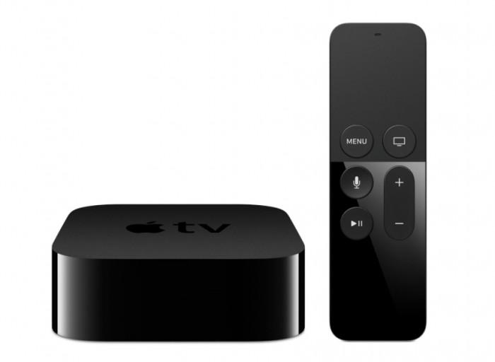 Apple Tv control