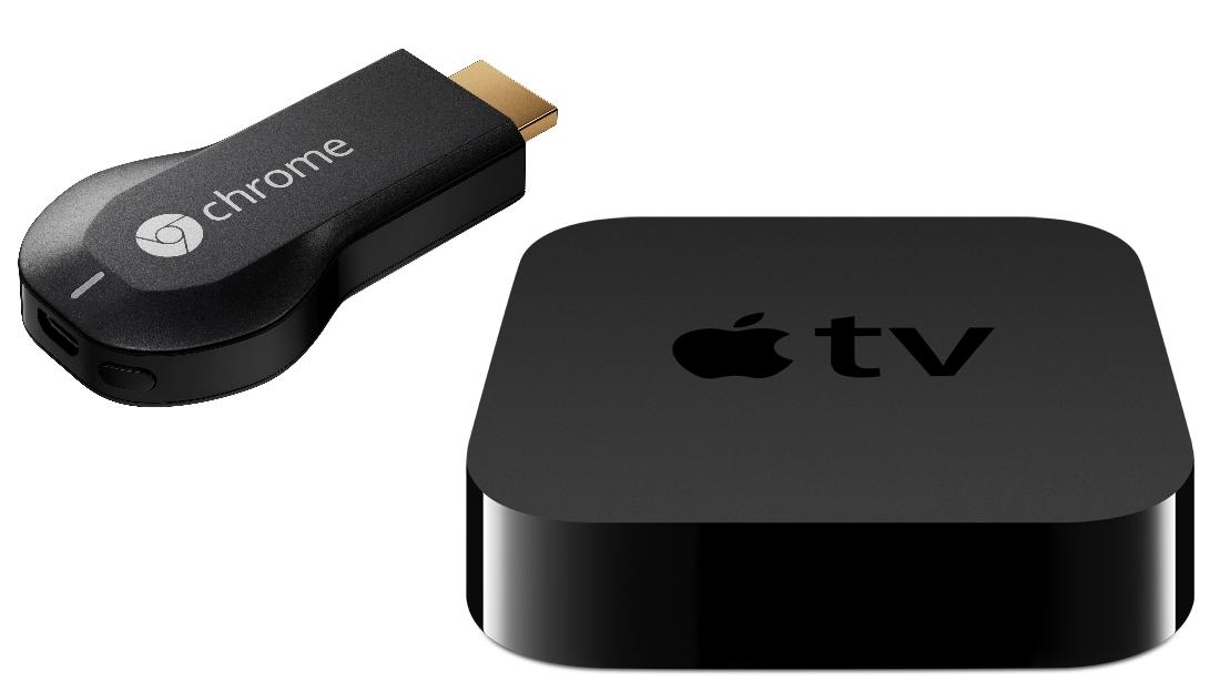 Chromecast y apple dejaran de venderse en Amazon