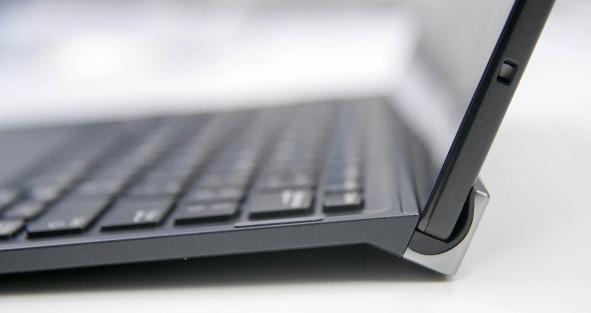 Soporte del teclado de la Dell XPS 12