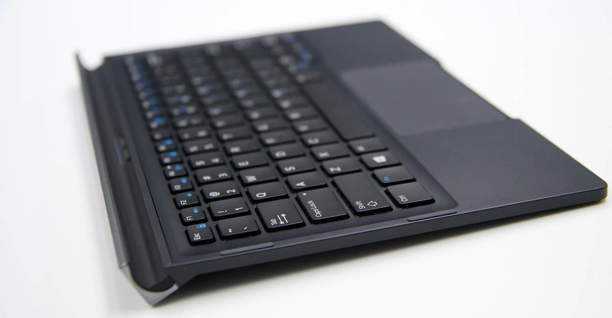 XPS 12 tendrá un ergonómico teclado, y un stylus opcionalmente
