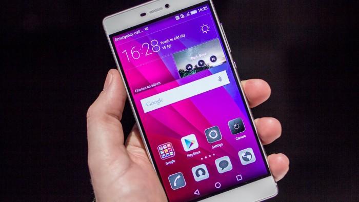 Huawei P8 es un buen dispositivo, pero aún le falta mejorar