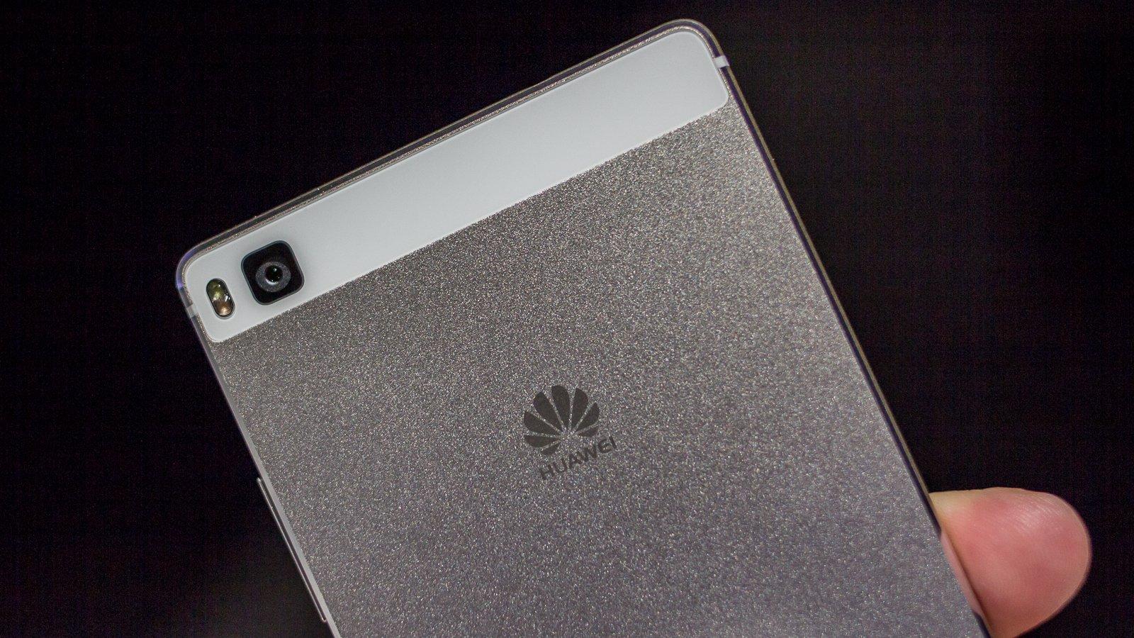 Huawei P8 monta un sensor trasero de 13 megapixeles