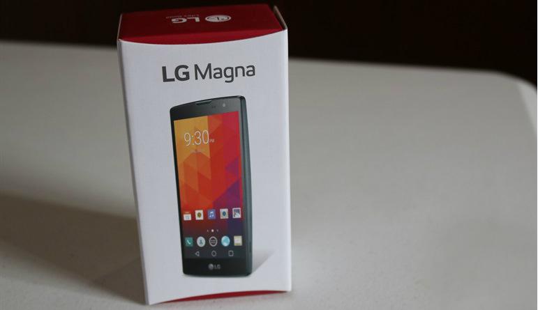 LG Magna a la venta en México con Iusacell y Telcel