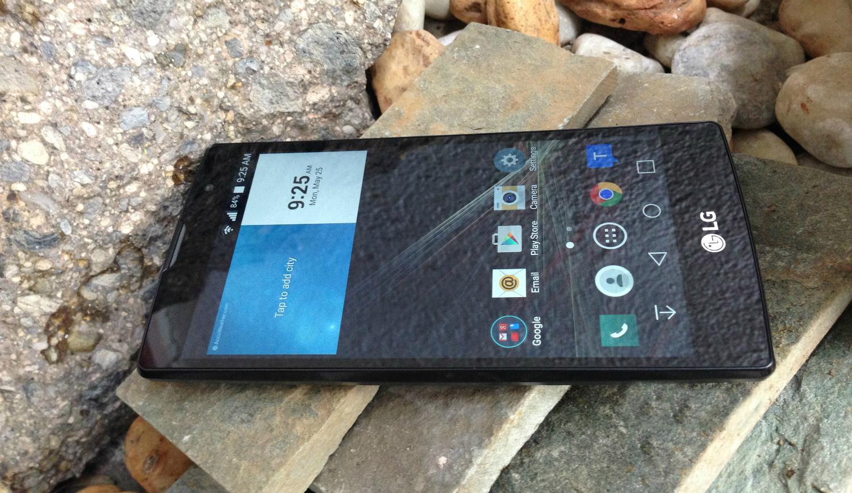LG Magna-Analisis-Android
