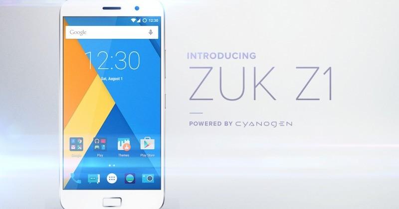 Lenovo Zuk Z1 llega a iGoGo
