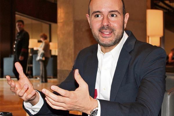 Mauricio Vaca Tavera CFO de Cinepolis