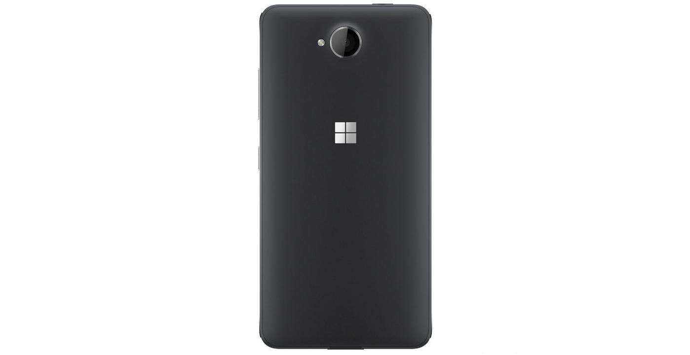 Microsoft Lumia 650 fotografia filtrada