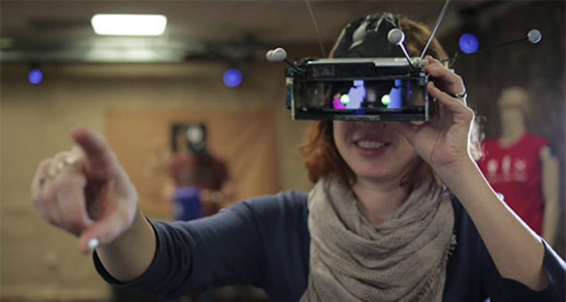 Microsoft quiere una Realidad Aumentada compartida