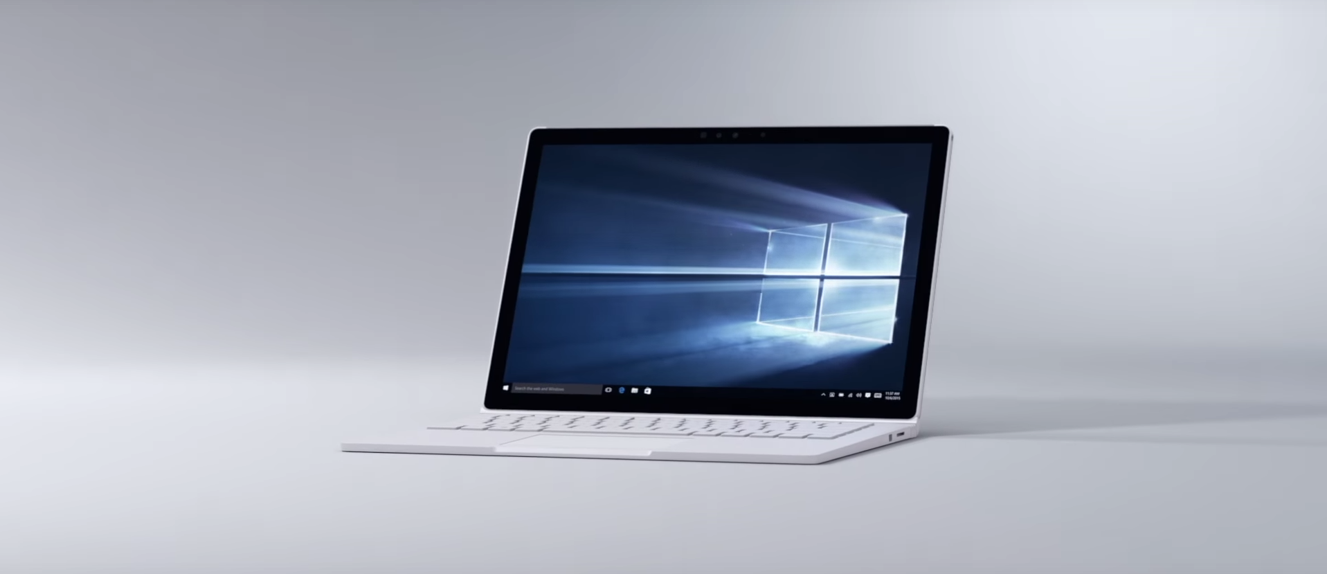 Microsoft Surface Book, un portátil sumamente potente