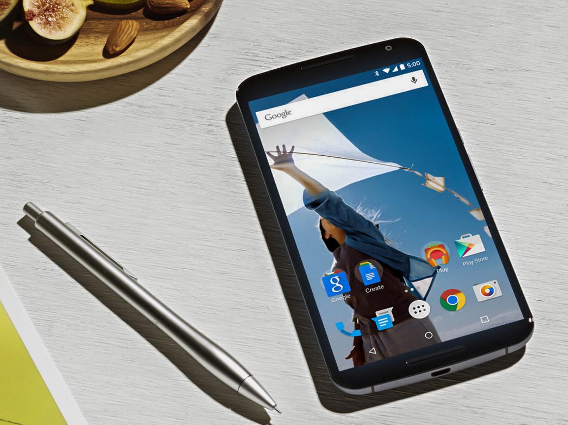 Nexus 6 PoderPDA-6