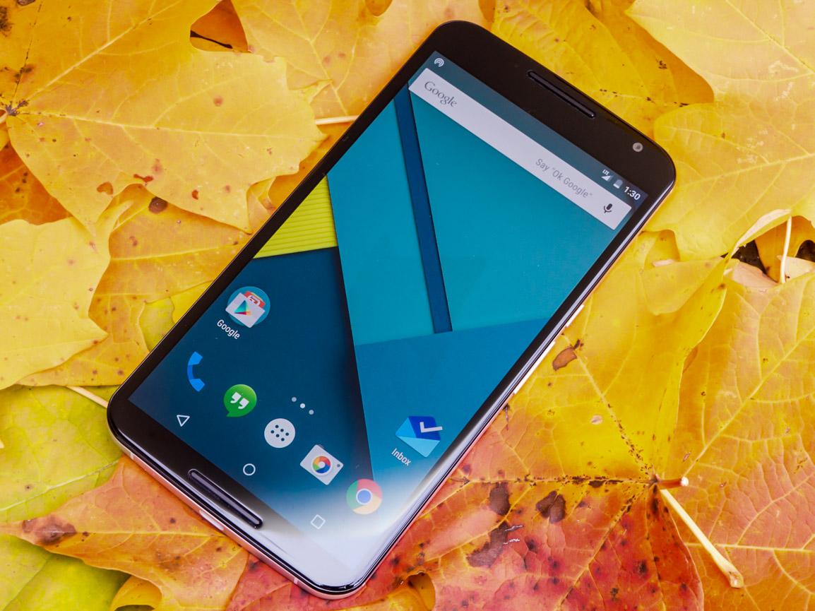 Nexus 6 PoderPDA