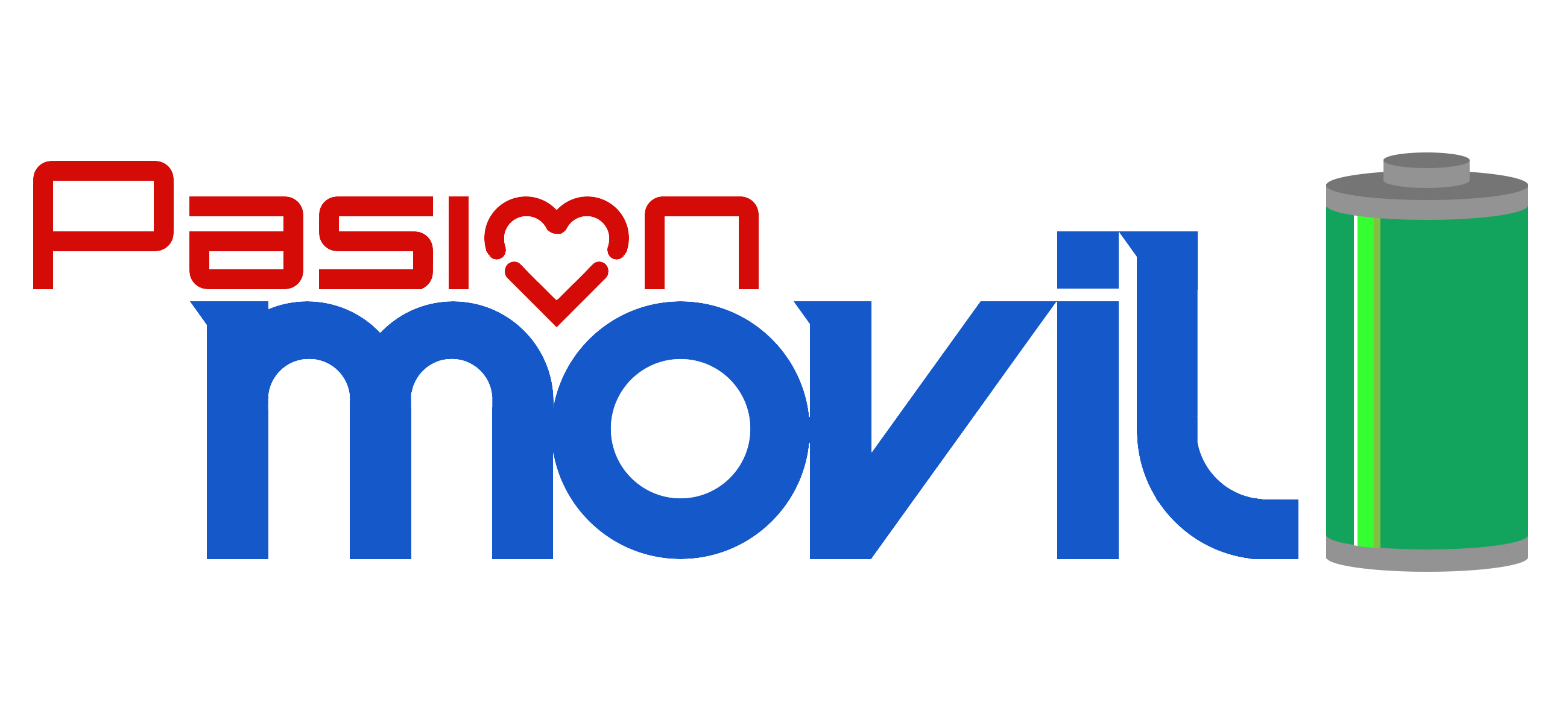 PNG Logo PasionMovil 2015