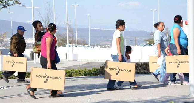 Programa Mover a México IFT