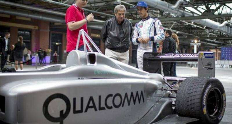Qualcomm y Mercedes juntos en la Formula 1