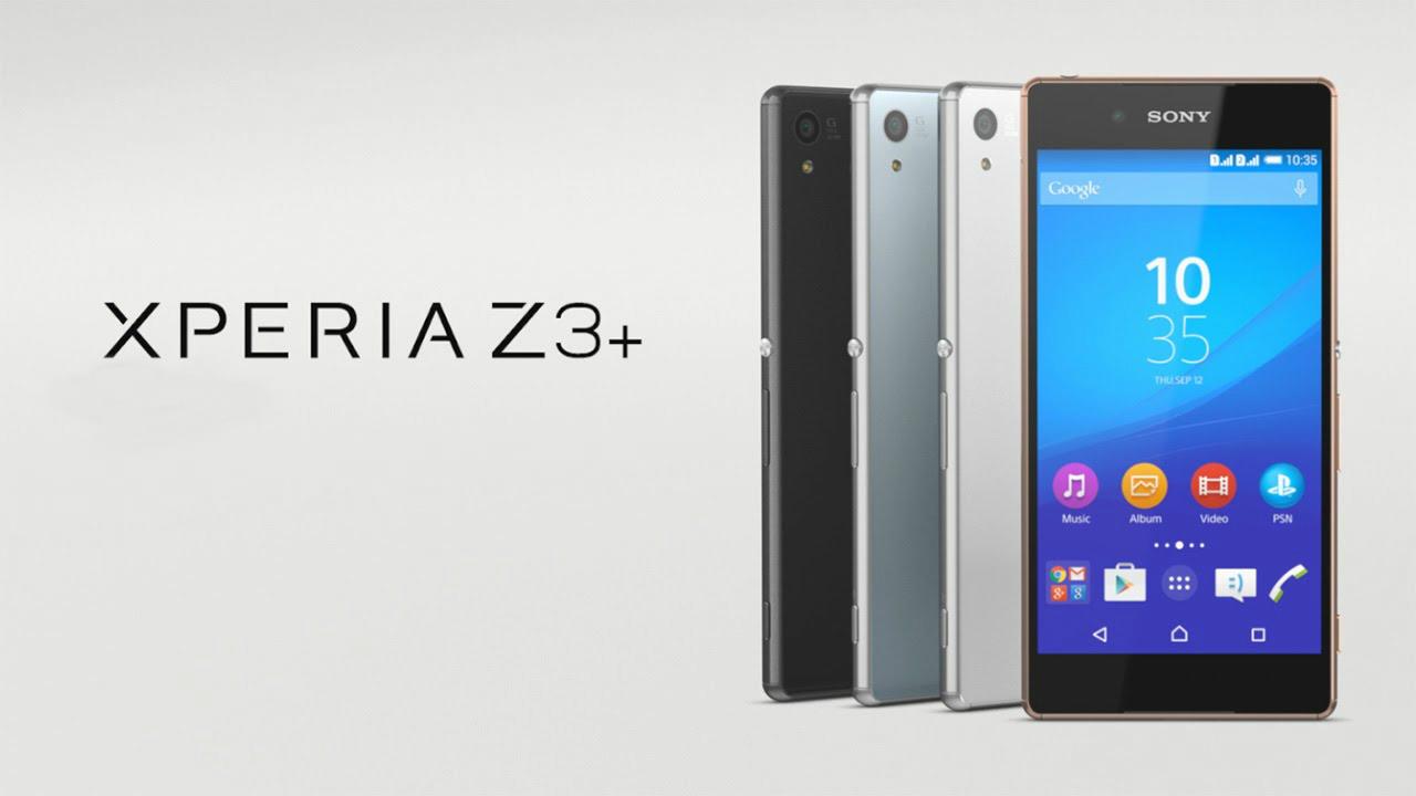 Sony Xperia Z3+ no es la mejor opción actualmente