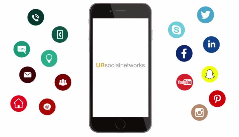 URpin, ayuda a conectar a las personas de manera más amigable