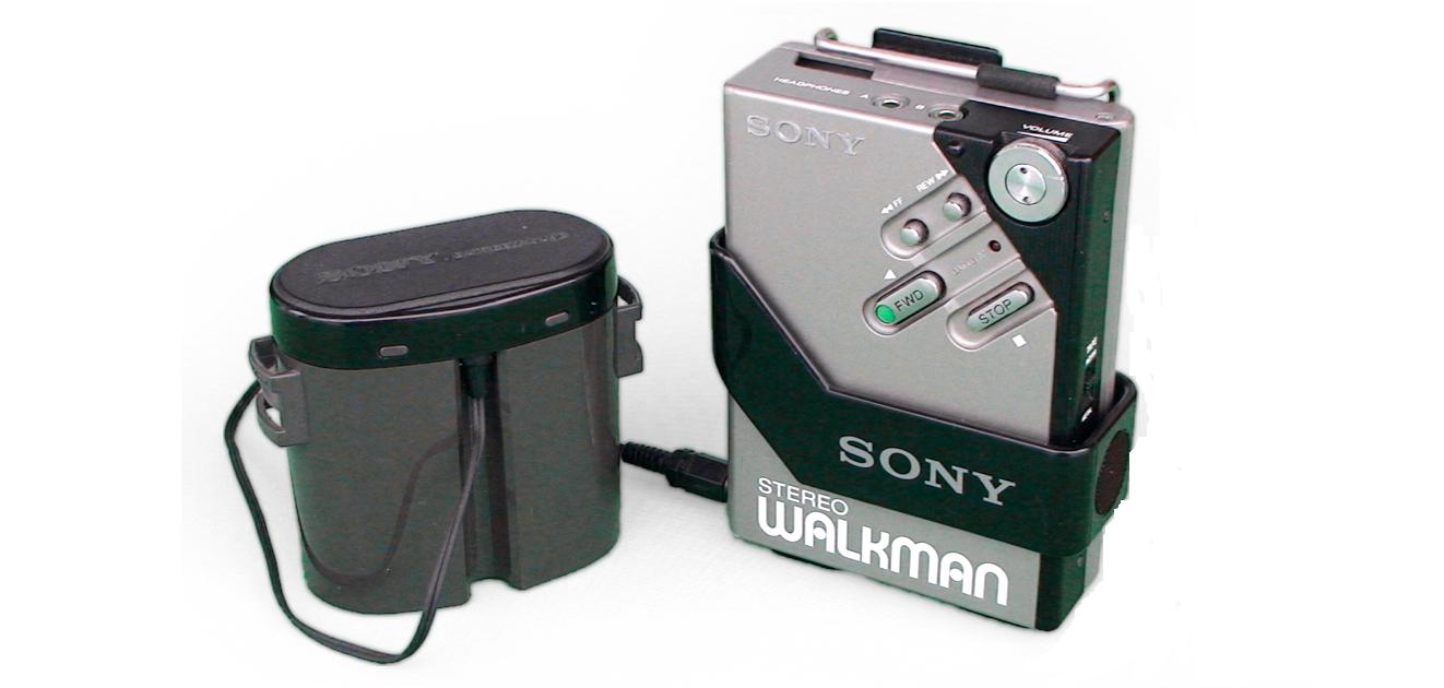 Walkman, una emblemática marca internacional