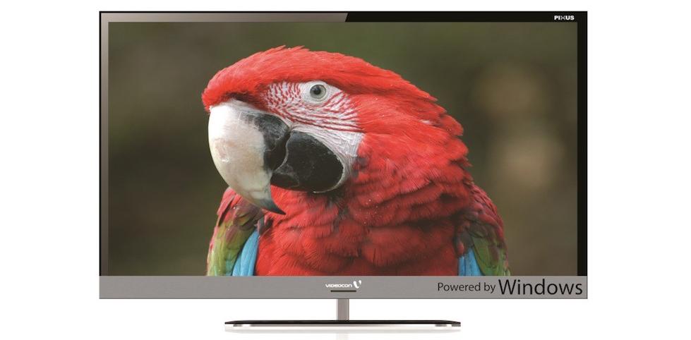 Windows 10 en Smart TV Videocon