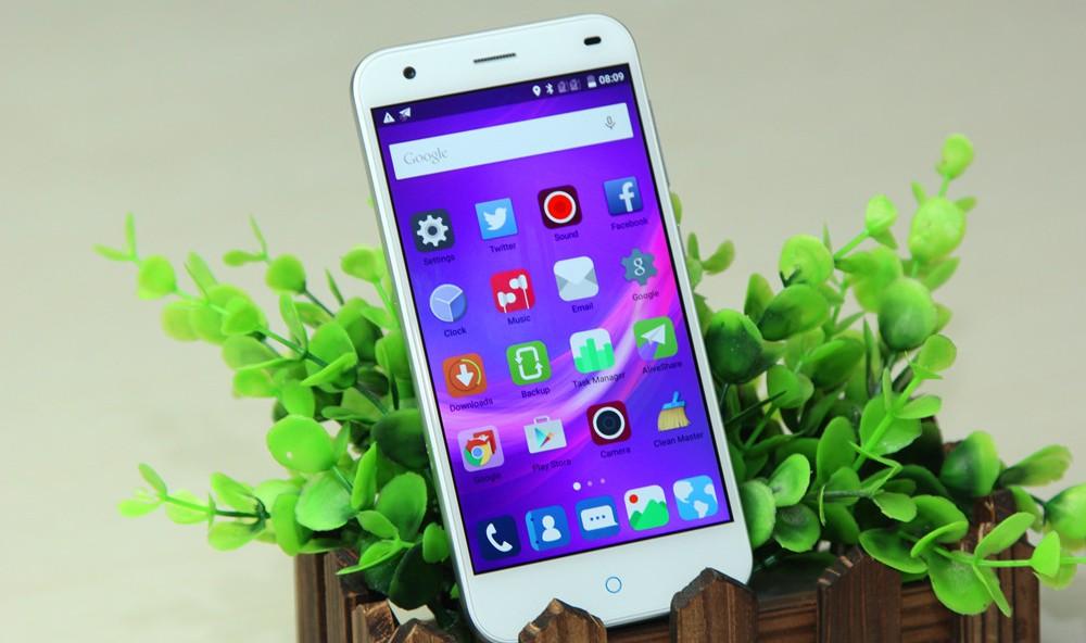 Blade S6 viene con Android 5.0.2 Lollipop y MiFavor UI 3.0