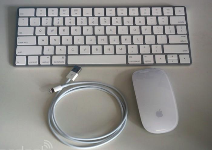 apple teclado mouse renovado