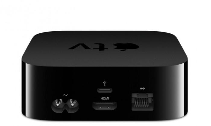 apple tv conectores