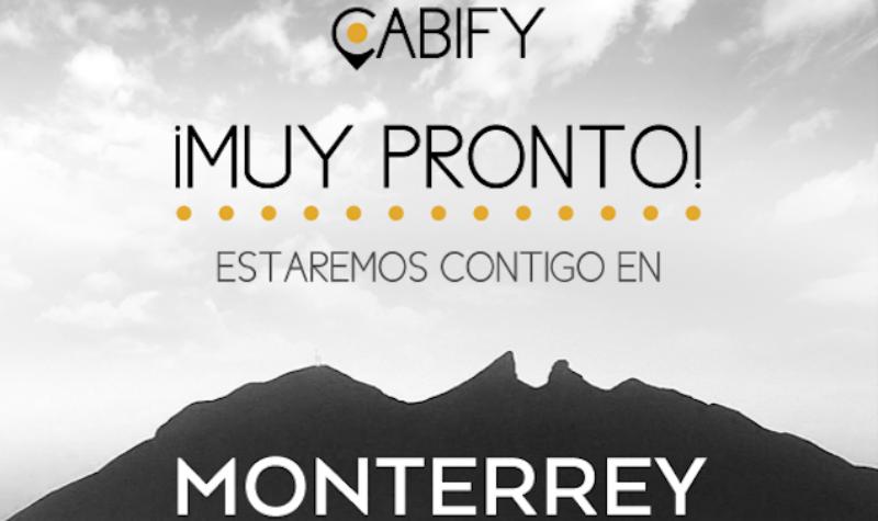 cabify mty