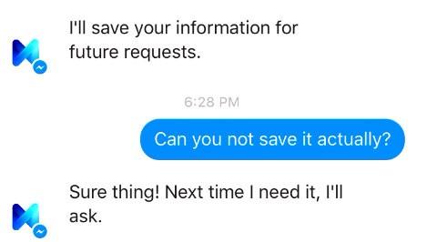facebook m no guarda tus datos