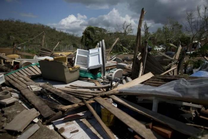 huracan patricia desastre