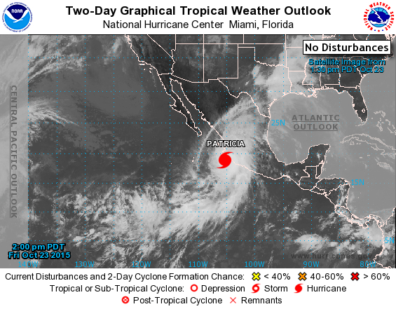 huracan patricia