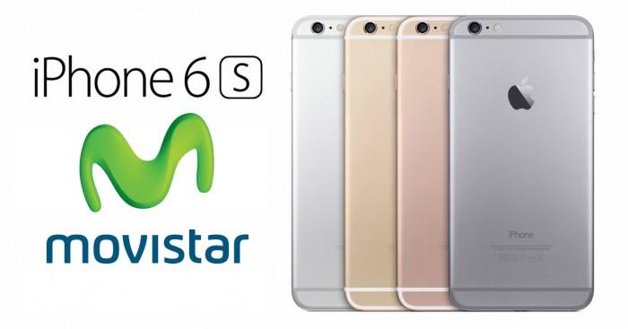 Movistar quiere ser la mejor opción para adquirir un iPhone 6S