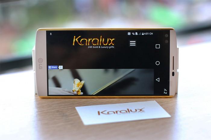 lg v10 karalux5