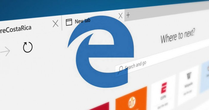 Microsoft Edge al fin tendrá soporte para extensiones