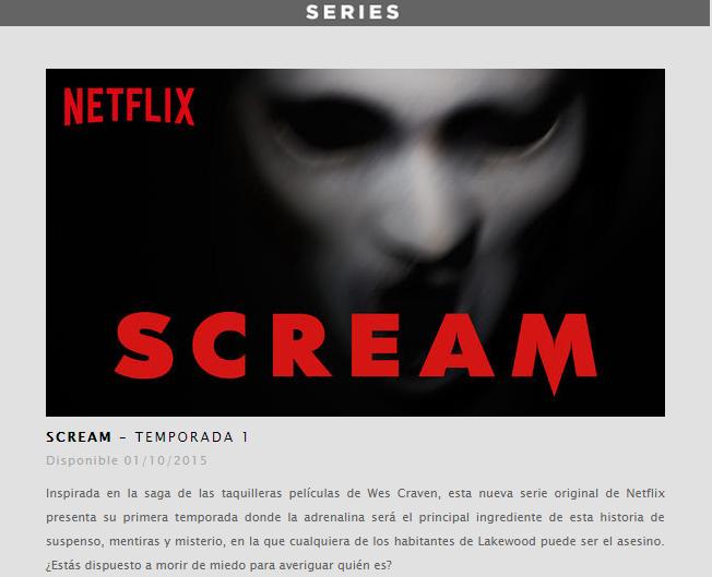 netflix-mexico-estrenos-octubre-scream