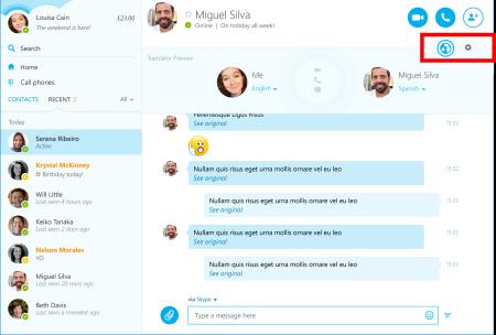 Skype para Windows ofrece un traductor en tiempo real