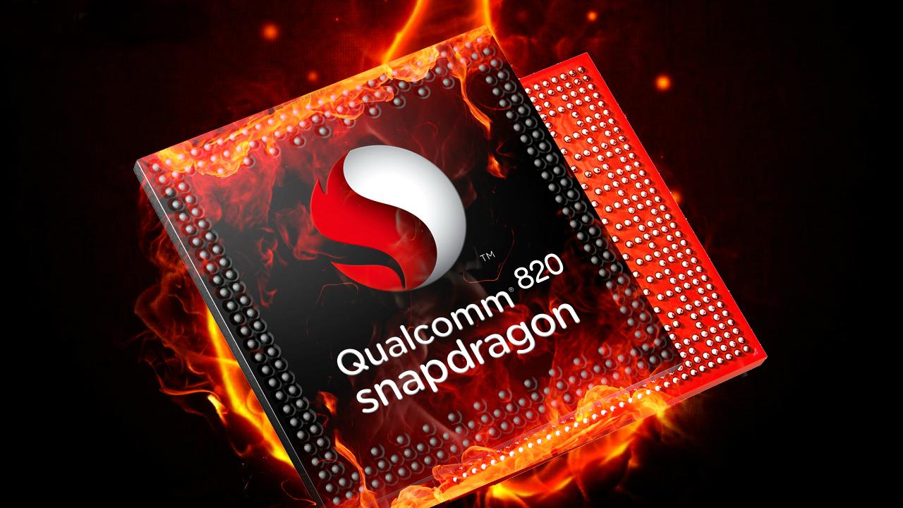 Snapdragon 820 es un monstruo de poder