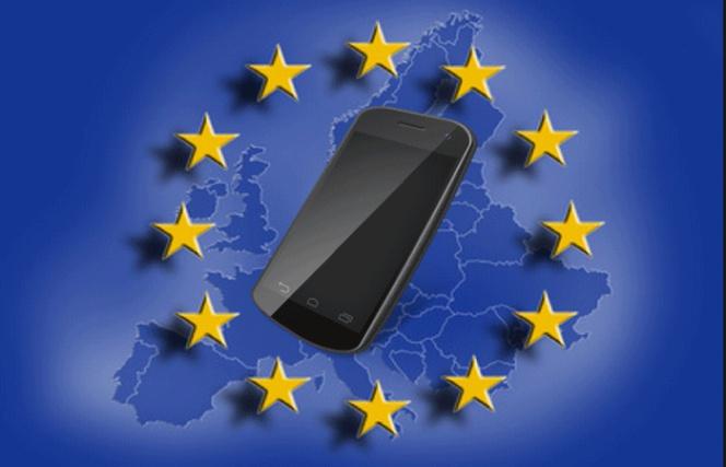 union europea roaming