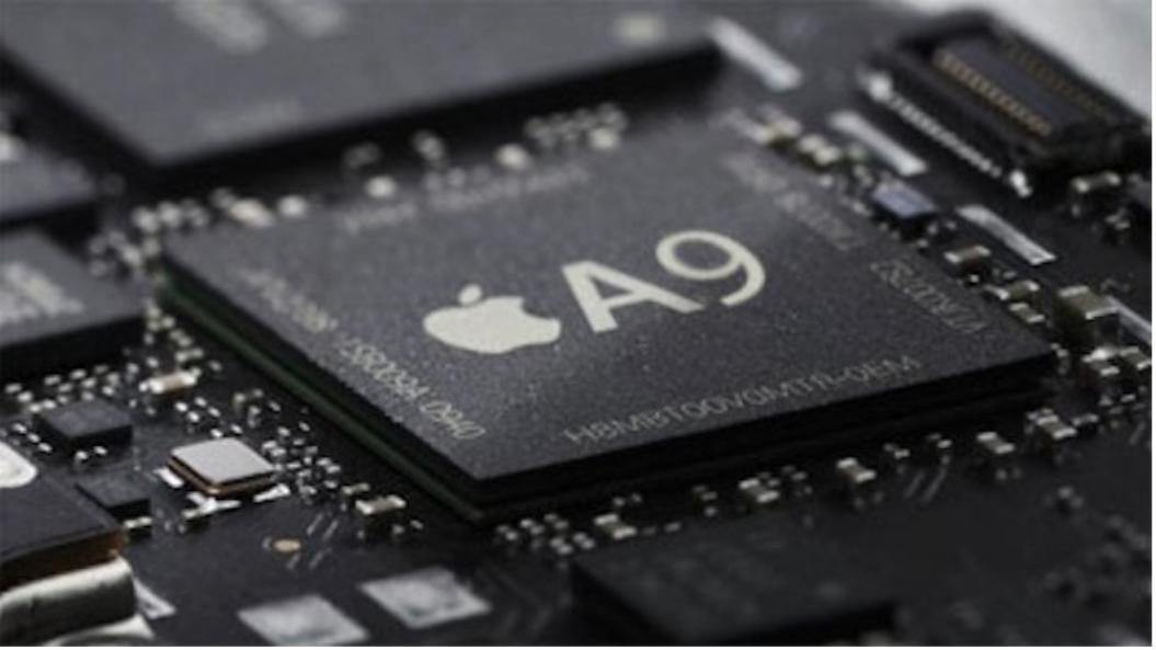 Apple A9 sería el procesador más rápido del mercado