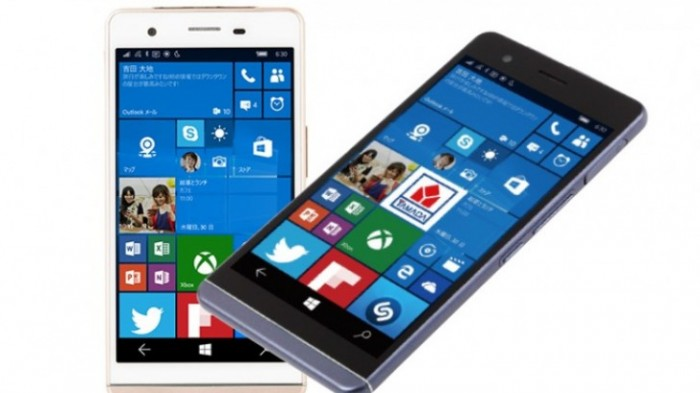 EveryPhone Windows smartphone