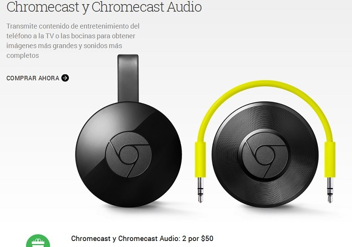 Google Store black Friday  chromecast