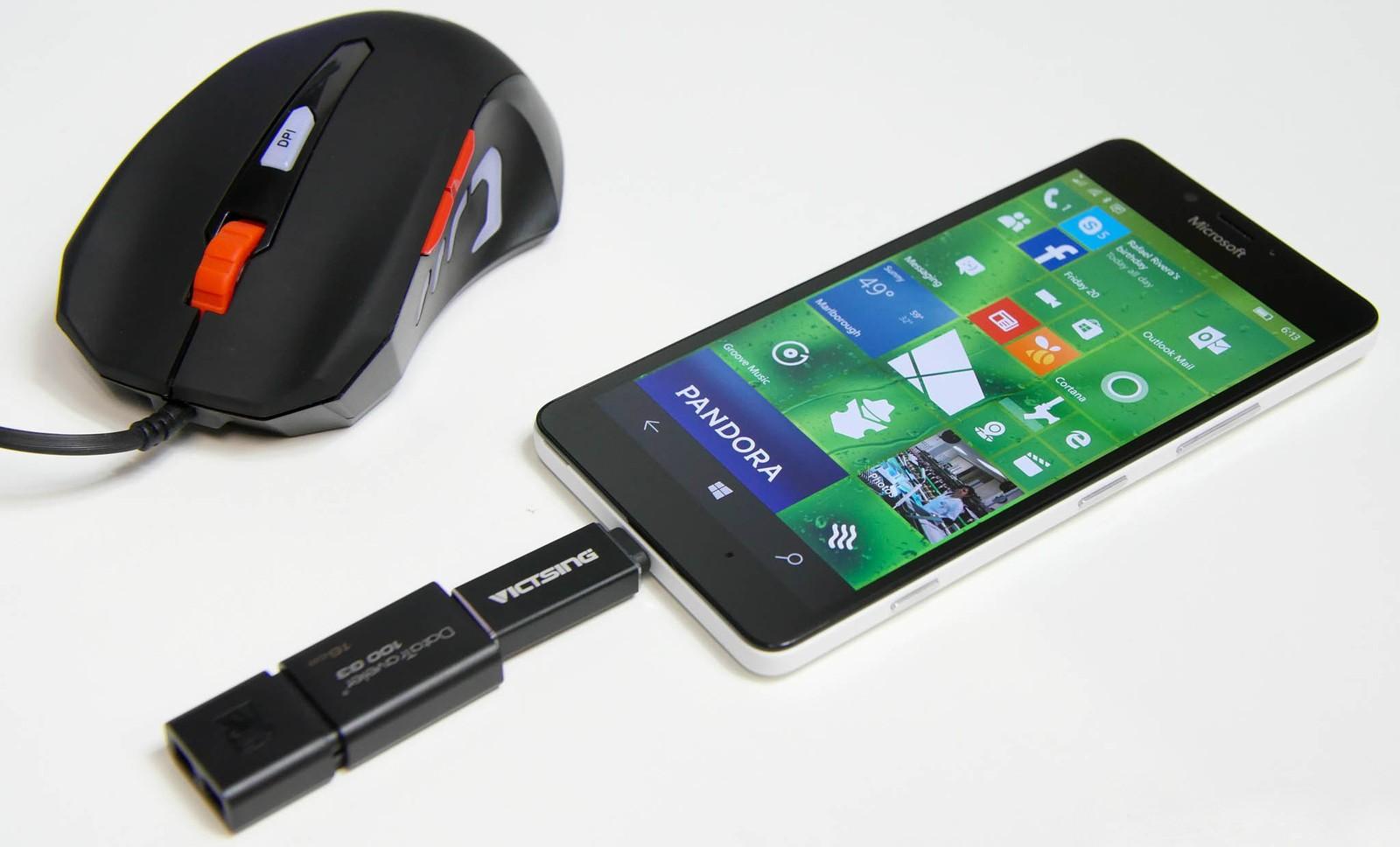 Microsoft lumia-950-usb-otg