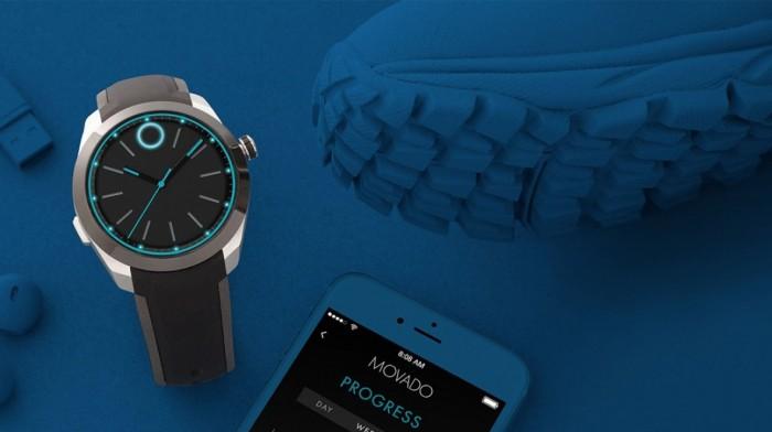 Movado Bold Motion Smartwatch