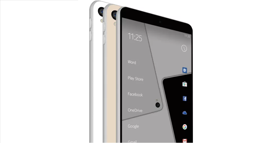 Nuevo render del Nokia C1