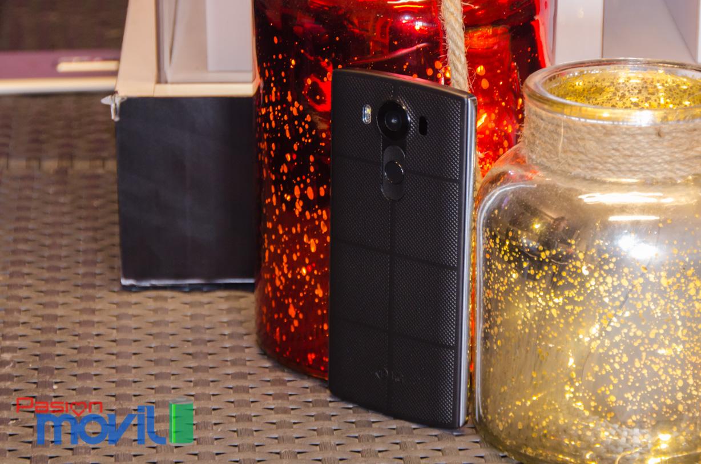 Presentacion LG V10 en México